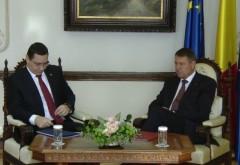 VIDEO - Imagini cu întâlnirea de la Cotroceni. Ce au discutat Iohannis şi Ponta