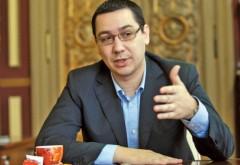 Victor Ponta: Băsescu are locuinţă PRIVATĂ, dar vrea să trăiască în continuare pe bani publici