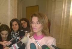 Alina Gorghiu, cercetata penal de Parchetul General pentru fals si uz de fals