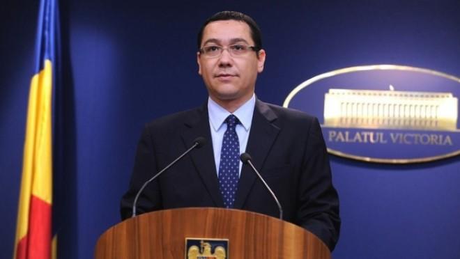 """Victor Ponta, mesaj de ZIUA UNIRII: """"Viziunea unificatoare, forţa de a schimba în bine destinul ţării"""""""