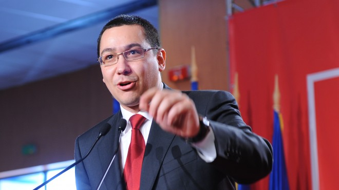 Ponta acuza Opozitia de CIRC