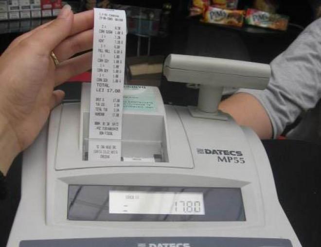 Guvernul a decis: Nu primeşti bon fiscal, nu plăteşti produsul