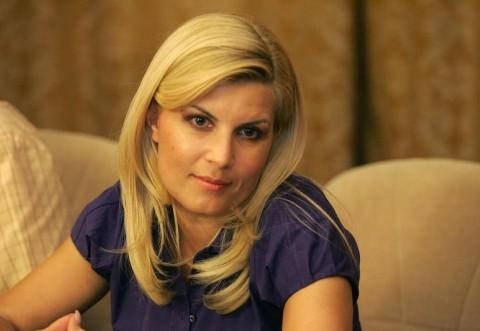 Elena Udrea, adusă cu mandat la DNA