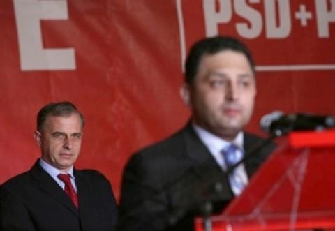Surpriză: Mircea Geoană și Marian Vanghelie vor să revină în PSD