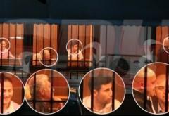 Videanu, Bica şi Cocoş, în sala de judecată: În calitate de TATĂ, am procedat corect... Totul e un VIS URÂT