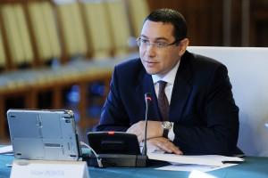 Victor Ponta dupa intalnirea cu delegatia FMI: Nu am semnat scrisoarea cu FMI pentru ca nu am fost de acord sa bagam in restructurare Combinatele energetice Oltenia si Hunedoara