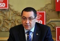 Victor Ponta, invitat de onoare în SUA la un eveniment dedicat României
