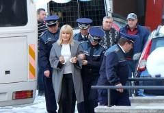 Elena Udrea, adusă în cătuşe la Înalta Curte de Casaţie şi Justiţie