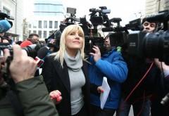 Elena Udrea, audiată la DNA