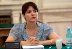 Simona Maya Teodoroiu, propusă de PSD, a fost aleasă judecător la Curtea Constituţională