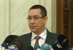 Victor Ponta: Cumnatul meu va plăti, dacă a făcut ceva ilegal. I-am cerut iertare mamei mele VIDEO