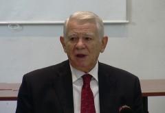Teodor Meleşcanu, noi acuzaţii grave la adresa lui Traian Băsescu