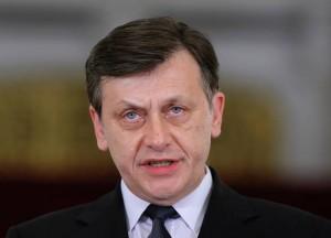 Crin Antonescu a anunțat BOMBA despre cariera sa politică