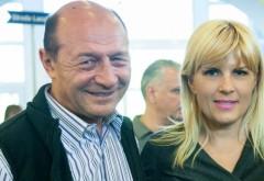 Traian Băsescu: Nu am abandonat-o pe Elena Udrea. Vorbim zilnic şi am vizitat-o în arestul la domiciliu