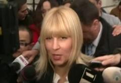 Elena Udrea, cu ochii în lacrimi la ICCJ. Vezi aici DECLARAŢIILE fostului ministru