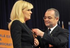 DNA: Elena Udrea dirija o parte din şpăgi către PDL