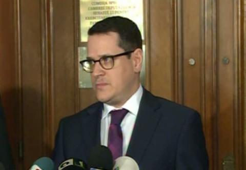 EDUARD HELLVIG, la şefia SRI. Plenul reunit votează propunerea lui Klaus Iohannis VIDEO