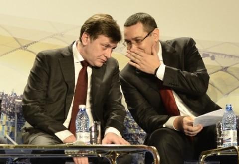 Victor Ponta, declaraţie neaşteptată: Mi-e dor de Crin Antonescu VIDEO