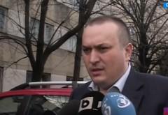 Iulian Bădescu, ridicat de acasă de DNA şi dus la audieri VEZI AICI VIDEO