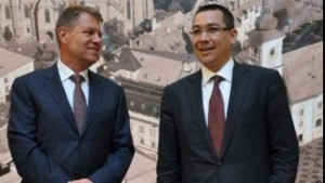 Victor Ponta şi Klaus Iohannis s-au întâlnit cu şeful FBI