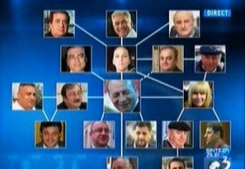 Piramida infracţională a epocii Băsescu...