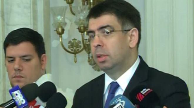 """Robert Cazanciuc răspunde criticilor la adresa condiţiilor de detenţie: """"Închisoarea nu este HOTEL"""""""