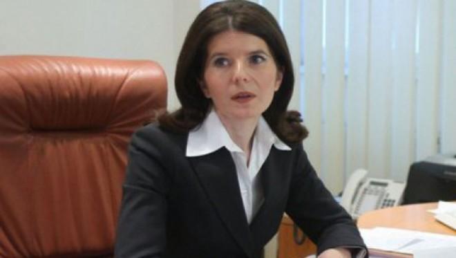 Monica Iacob Ridzi i-ar putea cere GRAŢIEREA preşedintelui Klaus Iohannis