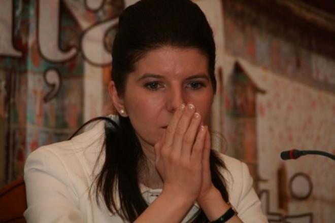 Monica Iacob Ridzi se gândește la GRAȚIERE. Ce spune Klaus Iohannis despre asta