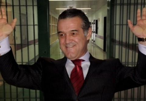 BREAKING NEWS/ Gigi Becali va fi eliberat CONDITIONAT
