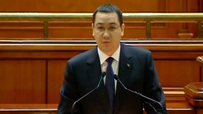 Victor Ponta va fi audiat pe 11 martie în dosarul Referendumului