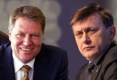 Ciocnire între Klaus Iohannis și Crin Antonescu. Ce decizie a luat șeful statului și cum a reacționat fostul președinte al PNL