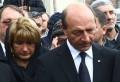 Traian Băsescu, lămuriri despre plecarea soţiei sale de acasă