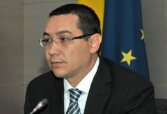 VICTOR PONTA vrea salarii mai mari pentru președinte și premier