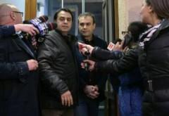 DARIUS VÂLCOV, arestat preventiv pentru 23 zile. Înalta Curte a admis contestaţia DNA VIDEO