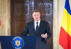 Klaus Iohannis, anunţ pe Facebook: După Paşti, voi relua consultările cu partidele politice