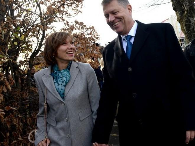 SPAIMA pe care au tras-o Klaus și Carmen Iohannis în Madeira