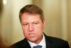 Klaus Iohannis a cerut reexaminarea Legii finanţării partidelor politice