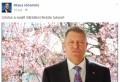 Iohannis a comis-o: gafă prezidențială în mesajul de Paște