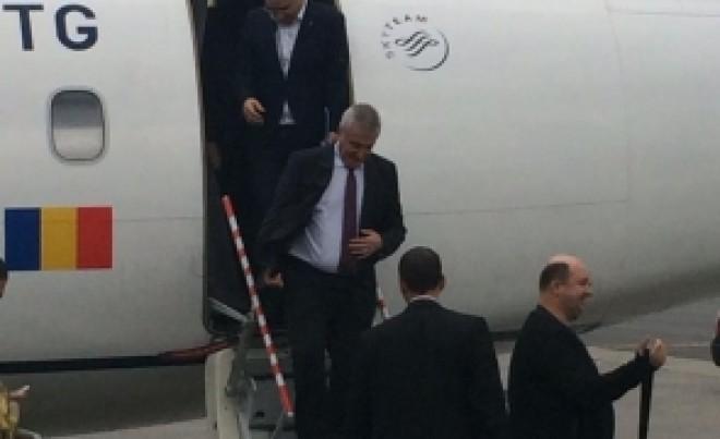 Victor Ponta despre incidentul aviatic în care a fost implicat