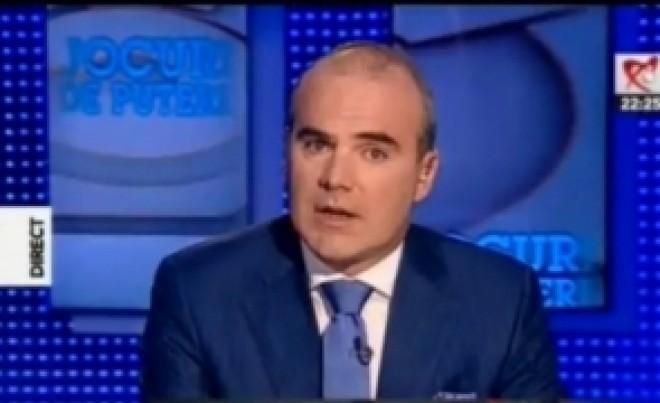 Rareș Bogdan deschide robinetul cu DEZVĂLUIRI despre Băsescu