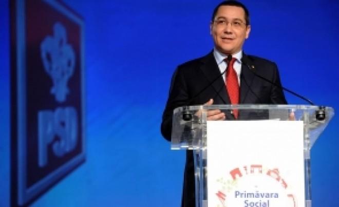 Victor Ponta aruncă NUCLEARA