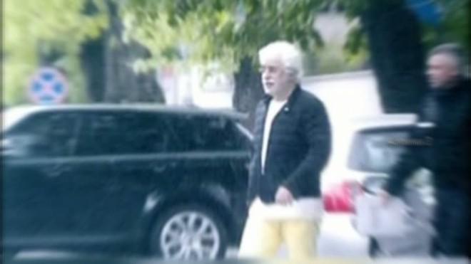 Poliţia Capitalei verifică circumstanţele în care Adrian Sârbu a părăsit arestul VIDEO