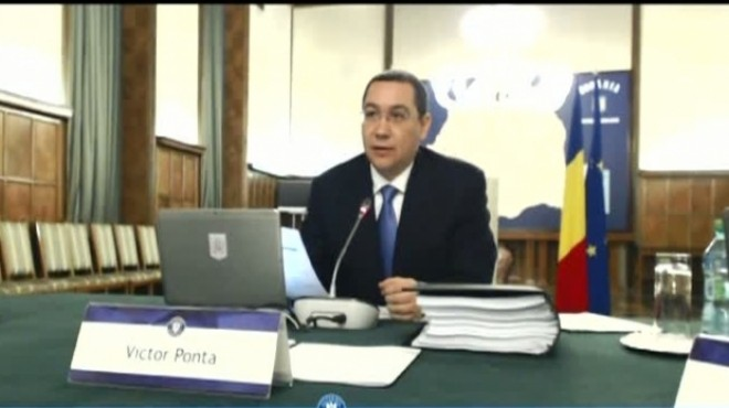 Guvernul APROBĂ miercuri impozitarea BACŞIŞULUI. Victor Ponta: 16% este mai mult decât decent