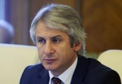Teodorovici: Reducerea TVA la apă va reprezenta un sprijin atât pentru populație, cât și pentru operatori