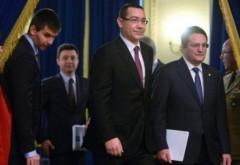 Victor Ponta, reacţie la o posibilă numire a lui GEORGE MAIOR ca ambasador la Washington