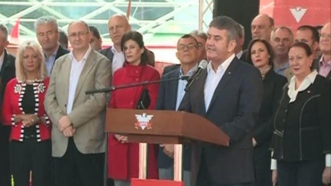 Gabriel Oprea, la ceas aniversar: Sprijinim guvernul Ponta şi pe preşedintele nostru Klaus Iohannis