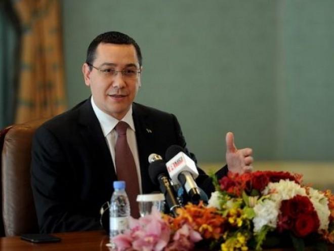 Victor Ponta caută investitori pentru TAROM şi aeroportul Otopeni