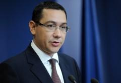 Ponta: Guvernul va controla, cu Concurenţa, dacă reducerea TVA la alimente se reflectă în preţ