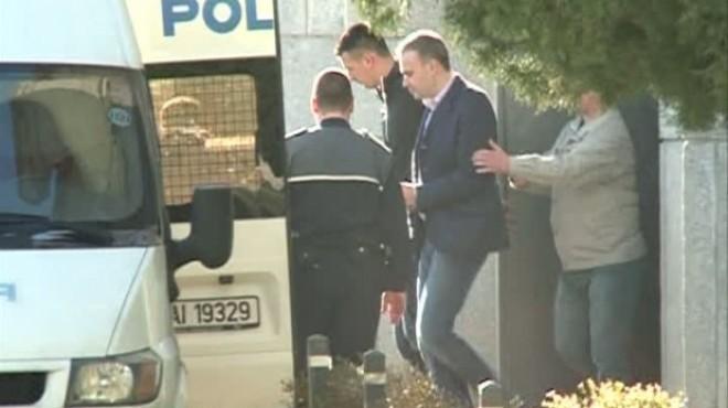 Darius Vâlcov poate fi eliberat din arest. Decizia judecătorilor de la Înalta Curte