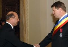 Iohannis l-a invitat pe Basescu la Cotroceni